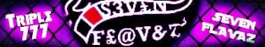 S37£N Fl@\V&Z & TRIPLE 777 CLOTHING